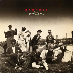 Madness - The Rise And Fall (LP) (EX-/VG-)